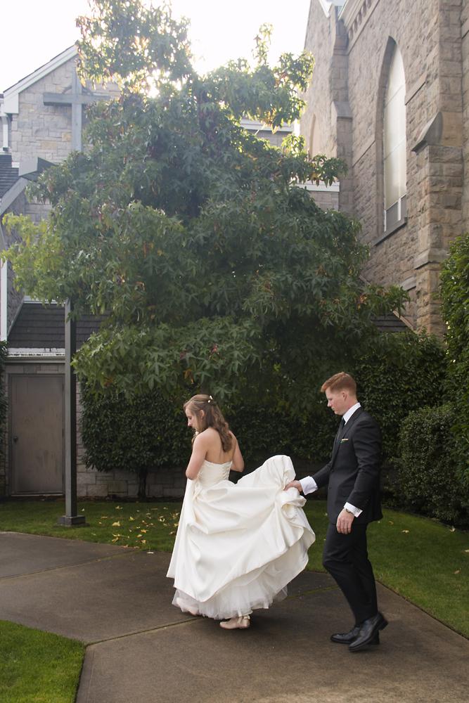 Tacoma Wedding Photography