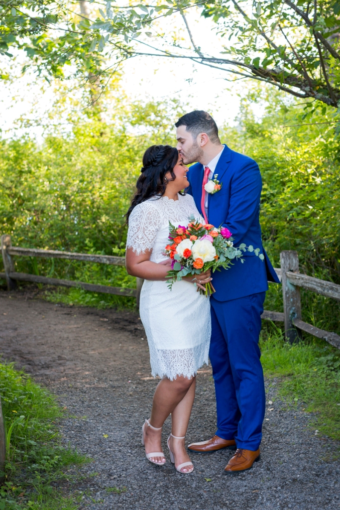 Woodinville elopement
