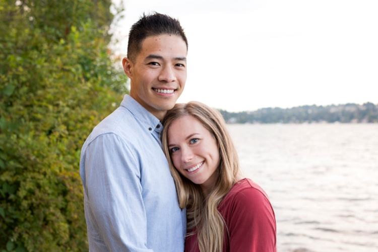Bellevue Engagement Photography