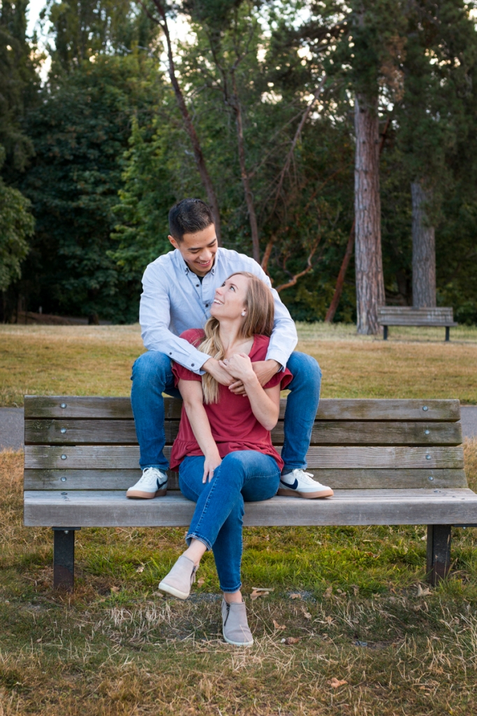 Bench engagement picture